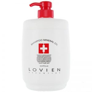 "LOVIEN ESSENTIAL ""Mineral Oil"" Šampūnas 1000ml."