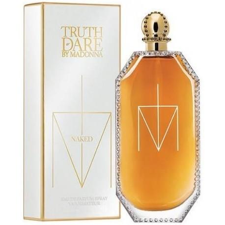 "Madonna ""Truth or Dare Naked"" 50ml. EDP Testeris"
