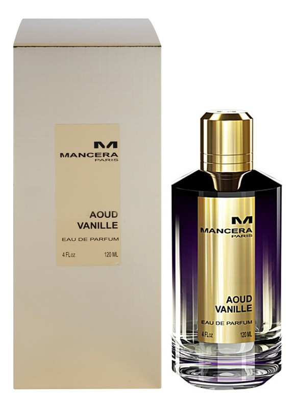 "Mancera ""Aoud Vanille"" 120ml. EDP"