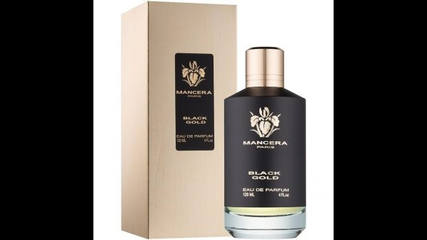 "Mancera ""Black Gold"" 120ml. EDP"