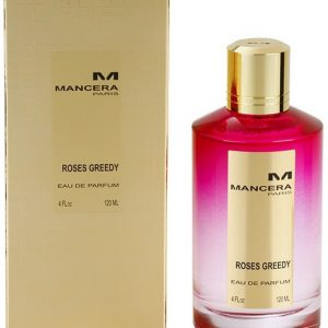 "Mancera ""Roses Greedy"" 120ml. EDP"
