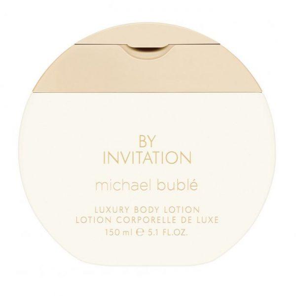 "MICHAEL BUBLE ""By Invitation"" Kūno losjonas 150ml."