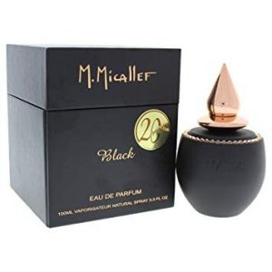 "M.Micallef ""Black"" 100ml. EDP Testeris"