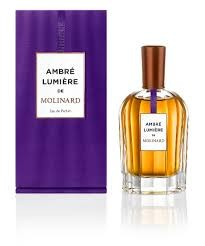 "Molinard ""Ambre Lumiere"" 90ml. EDP Testeris"
