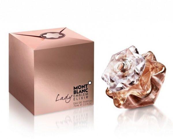 """Mont Blanc """"Lady Emblem Elixir"""" 75ml. EDP Testeris"""