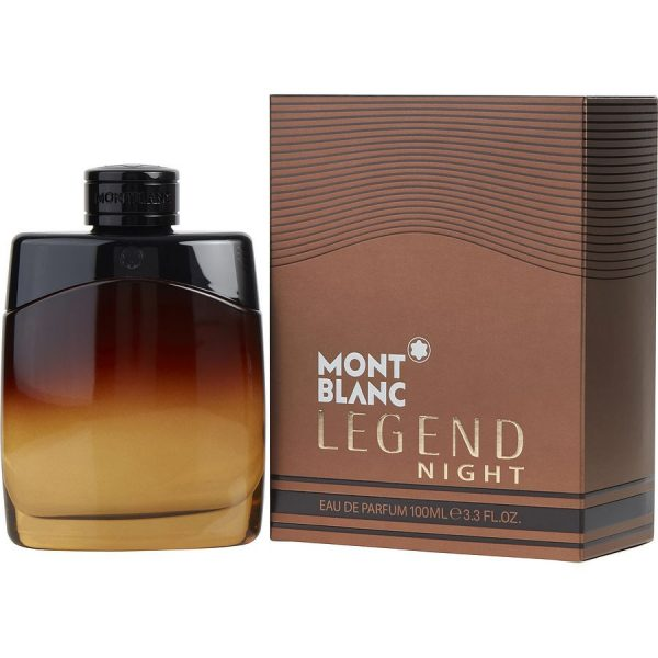 "Mont Blanc ""Legend Night"" 100ml. EDP"