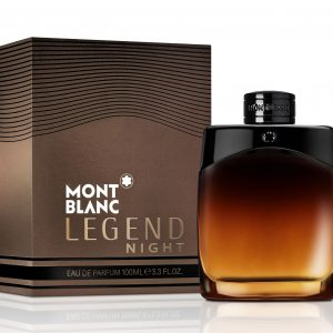 "Mont Blanc ""Legend Night"" 100ml. EDP Testeris"