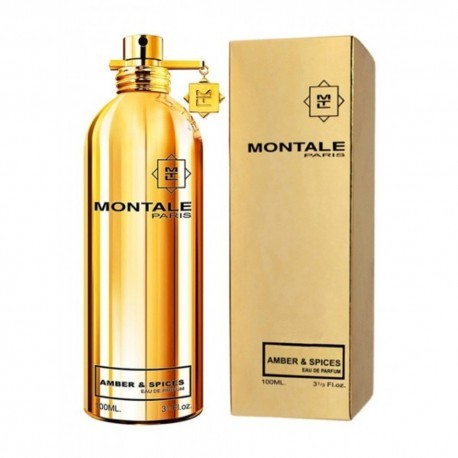 """Montale """"Amber&Spices"""" 100ml. EDP"""