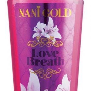 "NANI GOLD ""Love Breath"" 250ml."