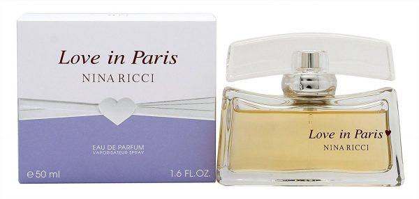 "Nina Ricci ""Love in Paris"" 50ml. EDP"