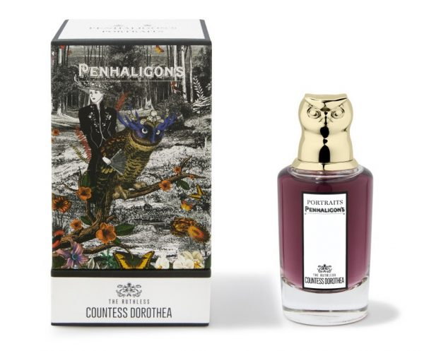 "Penhaligon's ""The Ruthless Countess Dorothea"" 75ml. EDP"