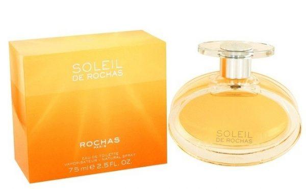 """Rochas """"Soleil De Rochas"""" 75ml. EDT Testeris"""