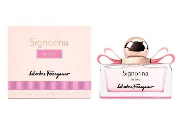 "Salvatore Ferragamo ""Signorina In Fiore"" 50ml. EDT"