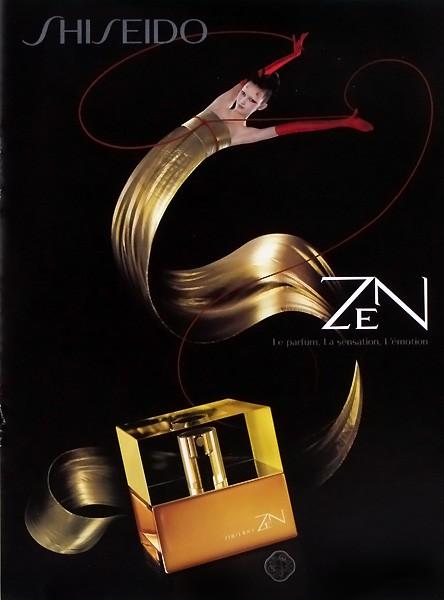 "Shiseido ""Zen"" 100ml. EDP"
