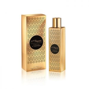 "S.T. Dupont ""Vanilla & Leather"" 100ml. EDP"