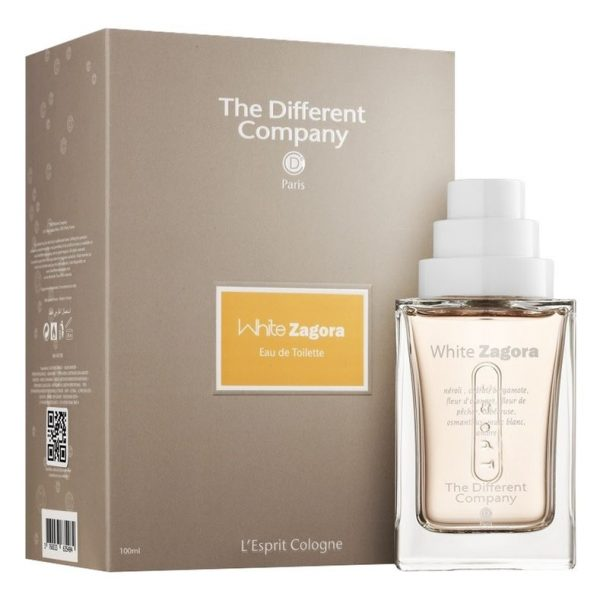 "The Different Company ""White Zagora"" 100ml. EDT"