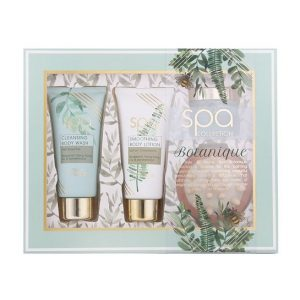 The Style&Grace Spa Collection Botanique Back To Nature Set rinkinys