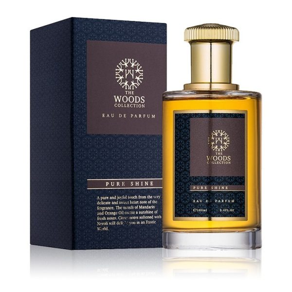 """The Woods Collection """"Pure Shine"""" 100ml. EDP"""