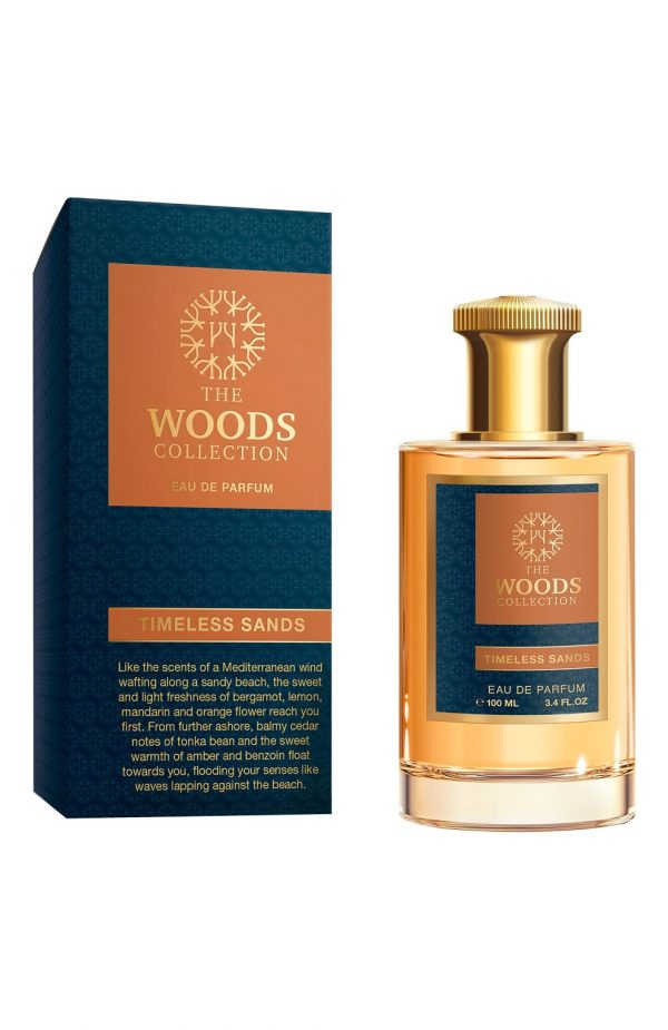 """The Woods Collection """"Timeless Sands"""" 100ml. EDP"""