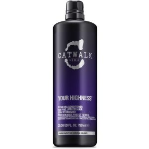 Tigi Catwalk Your Highness Elevating Apimties suteikiantis kondicionierius 750ml