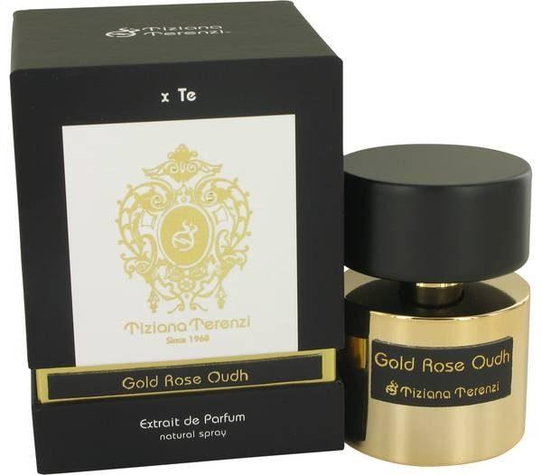 """Tiziana Terenzi """"Gold Rose Oudh"""" 100ml. EDP"""
