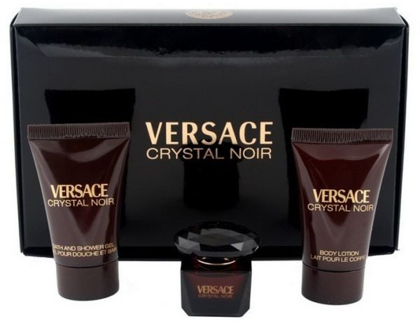 "VERSACE ""Crystal Noir"" EDT"