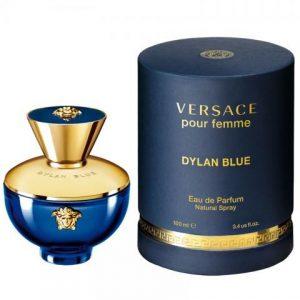 """Versace """"Dylan Blue Pour Femme"""" 100ml. EDP Testeris"""